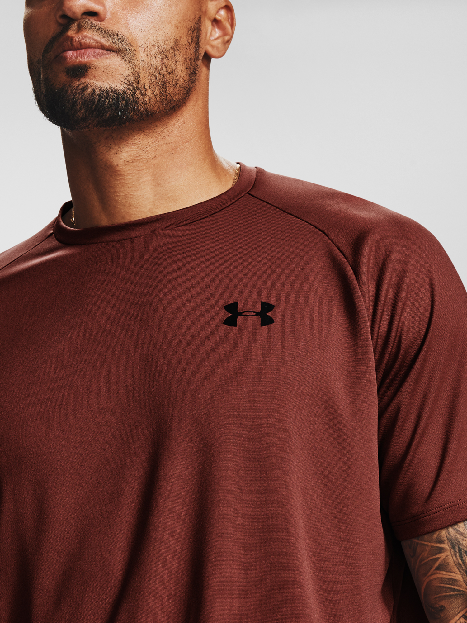 Tričko Under Armour UA Tech 2.0 SS Tee-RED (7)