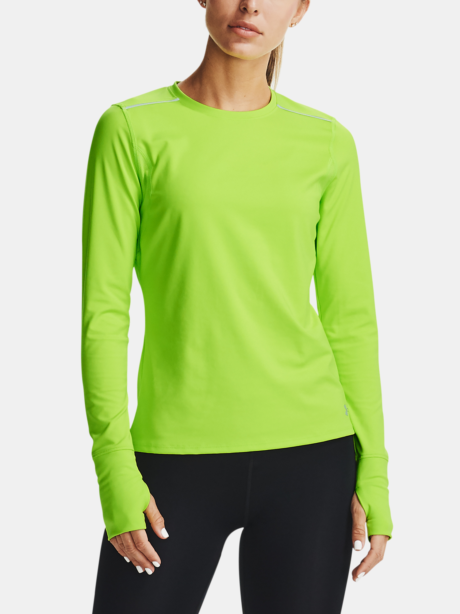 Tričko Under Armour Empowered LS Crew (1)