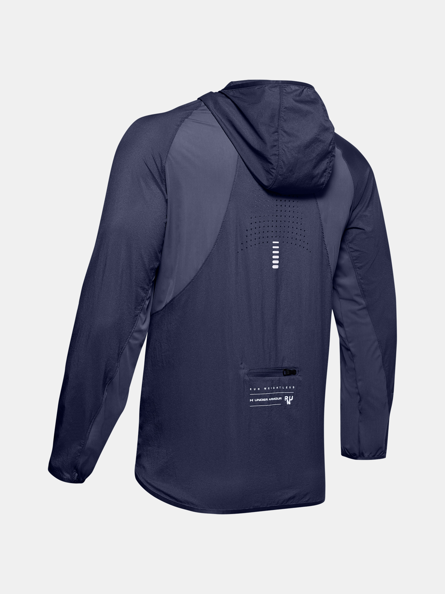 Bunda Under Armour M  Qlifier Weightless Packable Jacke (4)