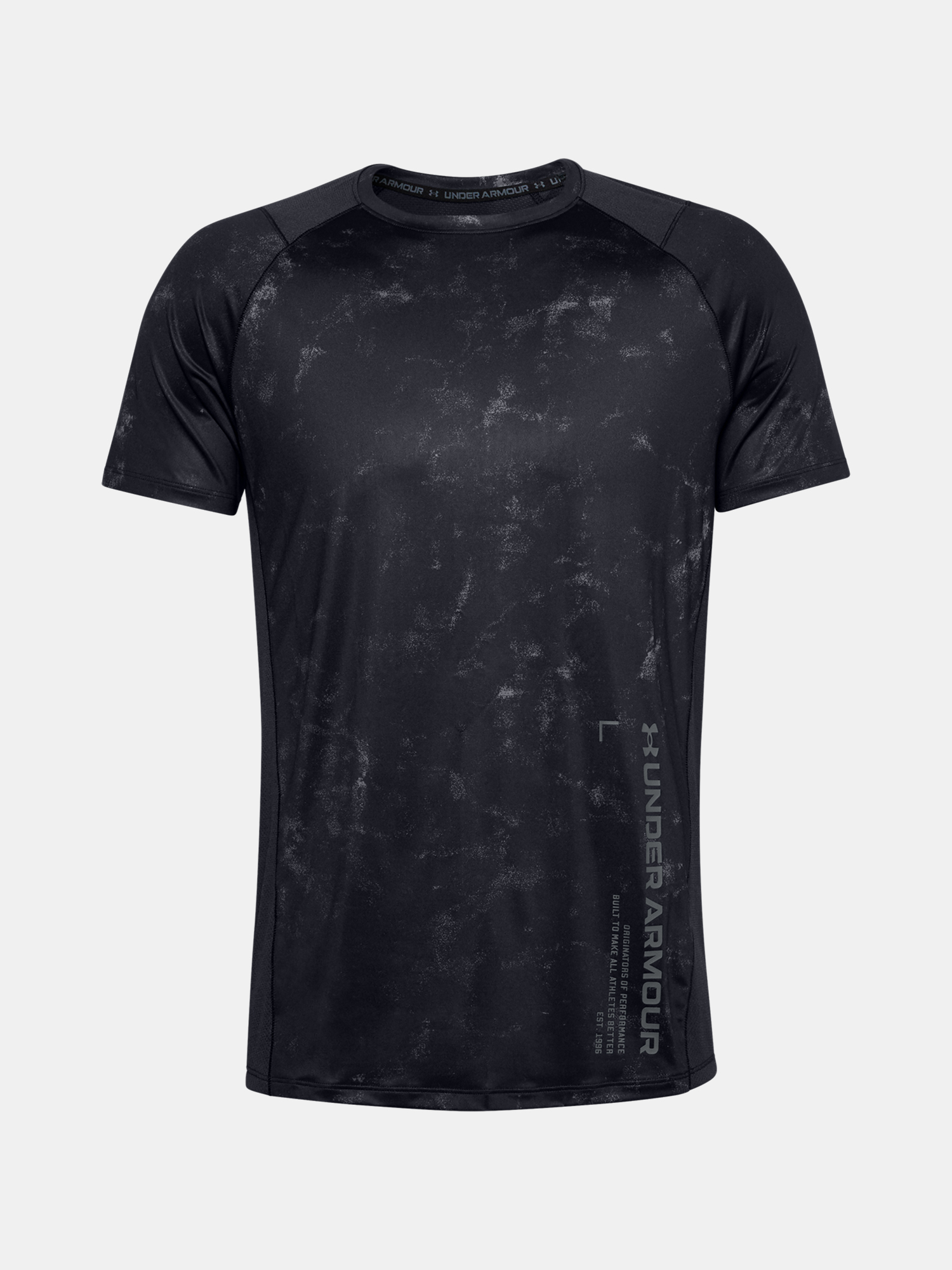 Tričko Under Armour MK-1 Graphic SS-BLK (3)