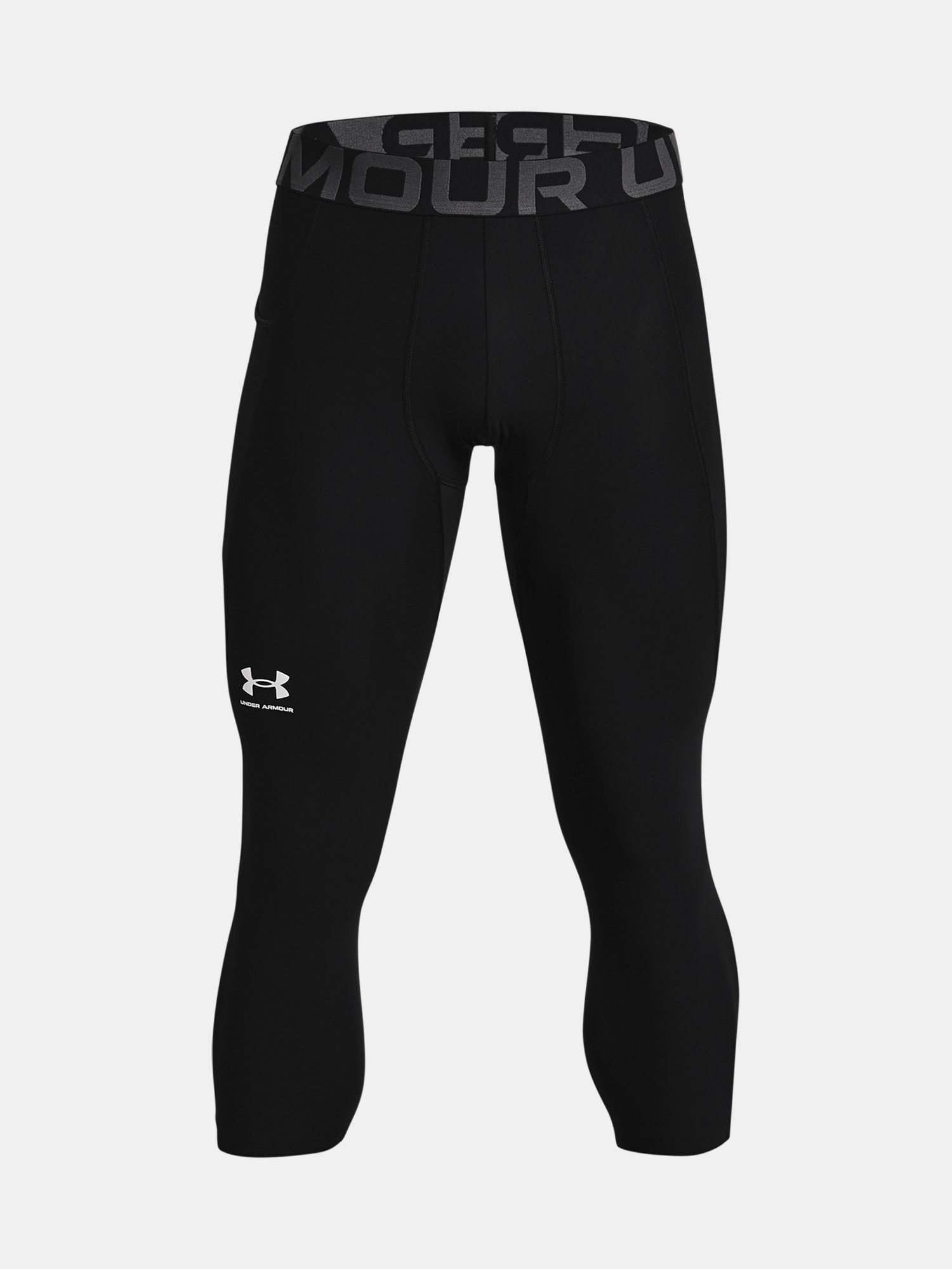 Legíny Under Armour HG Armour 3/4 Legging-BLK (3)