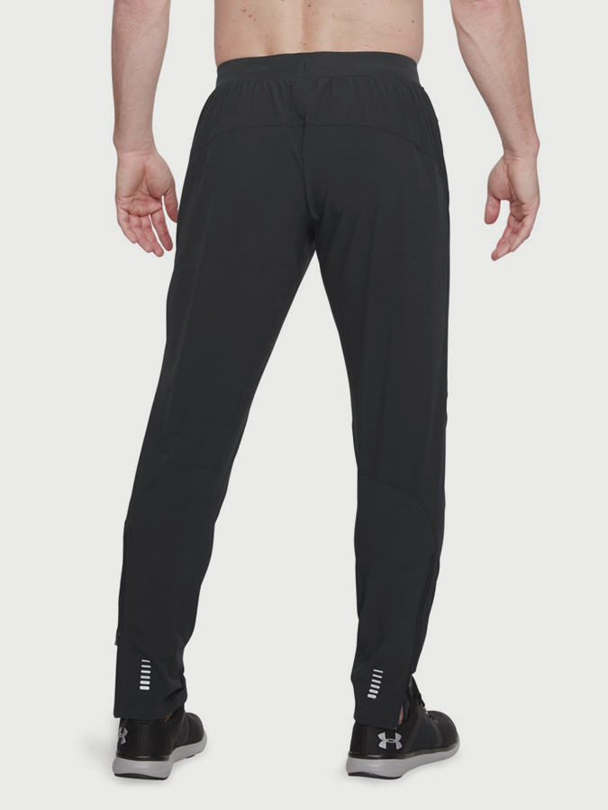 Nohavice Under Armour OUTRUN THE STORM SP PANT-BLK (2)