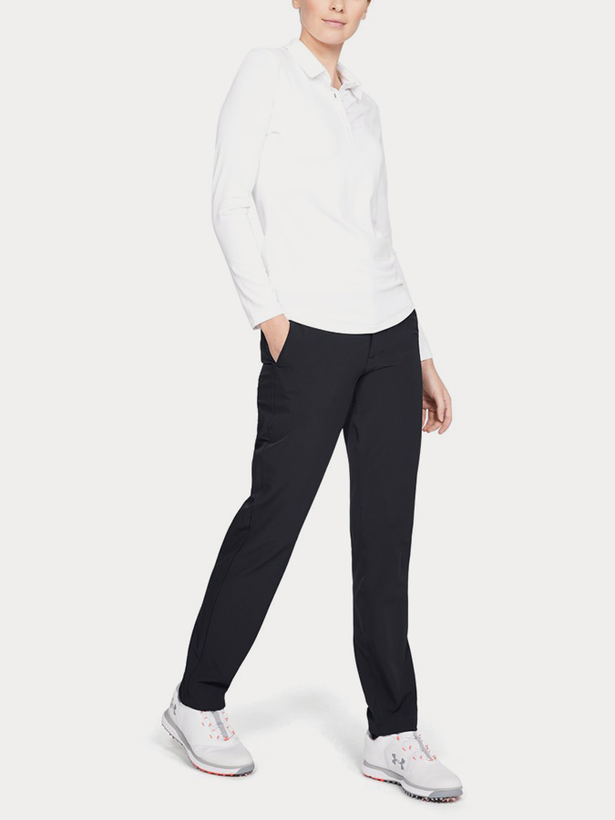Nohavice Under Armour Links Pant-BLK (5)