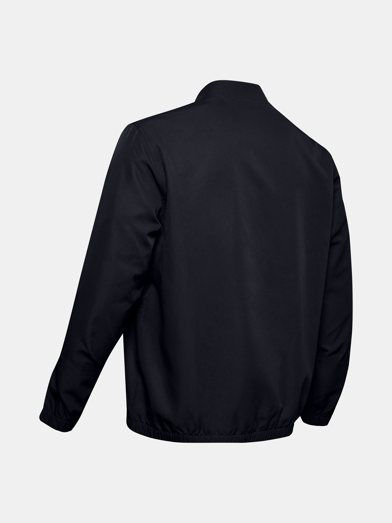Bunda Under Armour Unstoppable Essential Bomber-Blk (4)