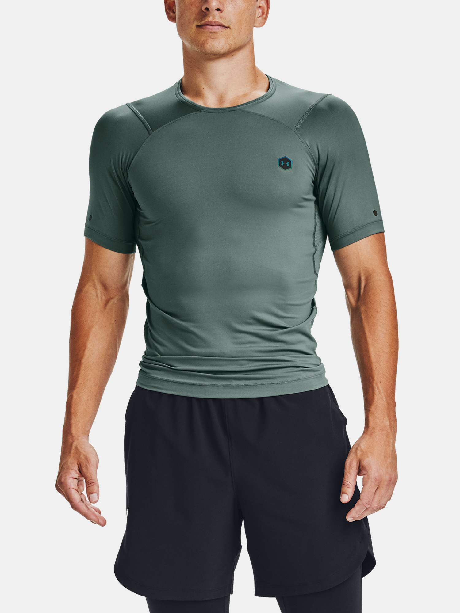 Tričko Under Armour Rush HG Compression SS (1)