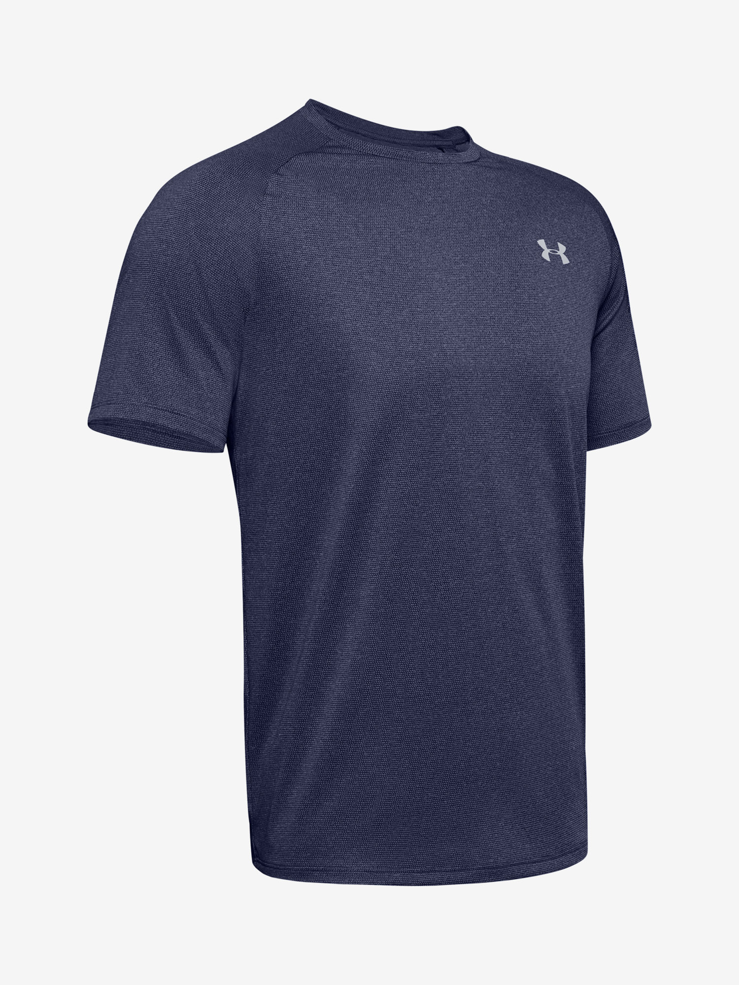 Tričko Under Armour Tech 2.0 Ss Tee Novelty-Grn (1)
