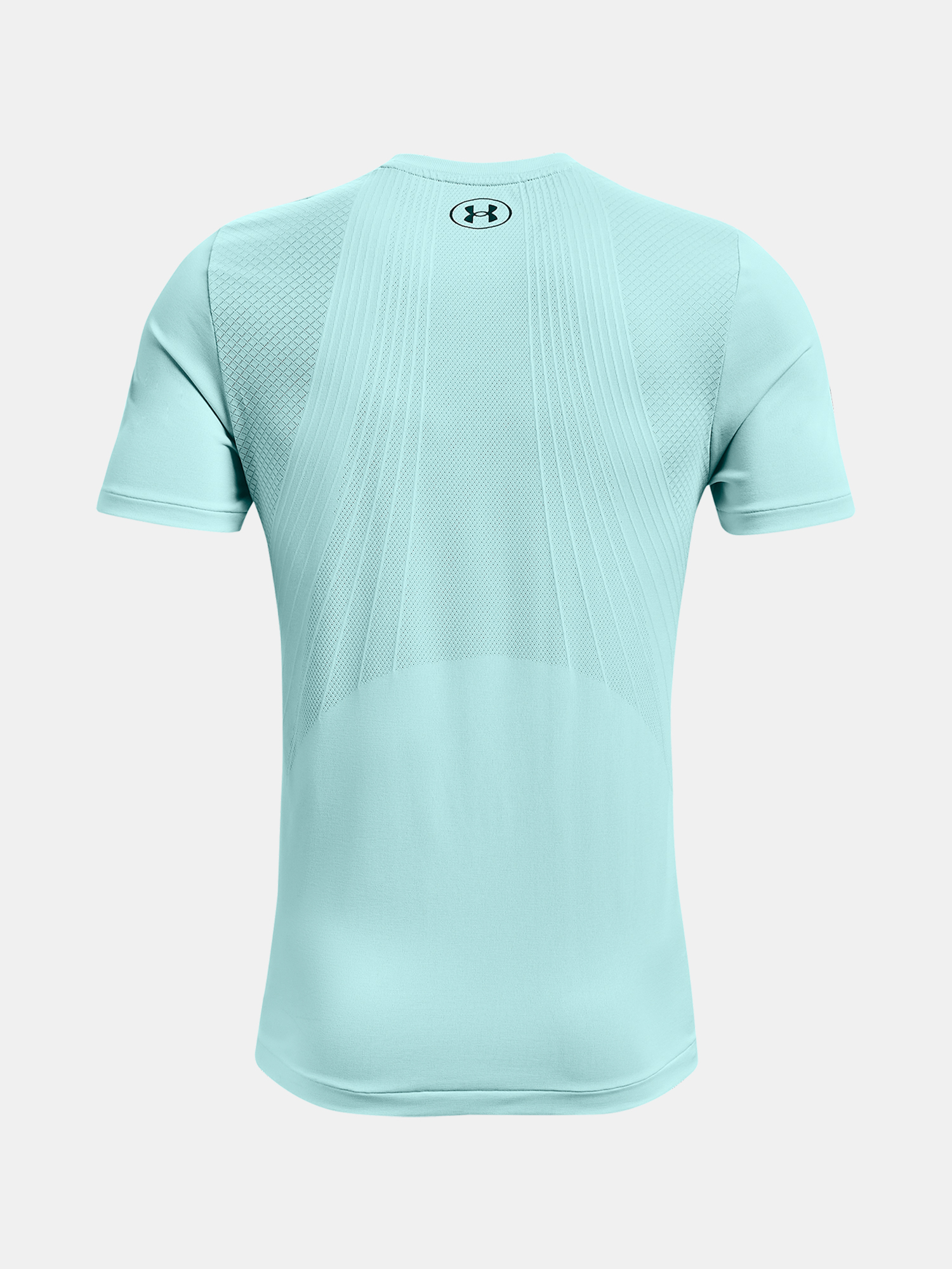 Tričko Under Armour UA Rush Seamless SS-BLU (4)