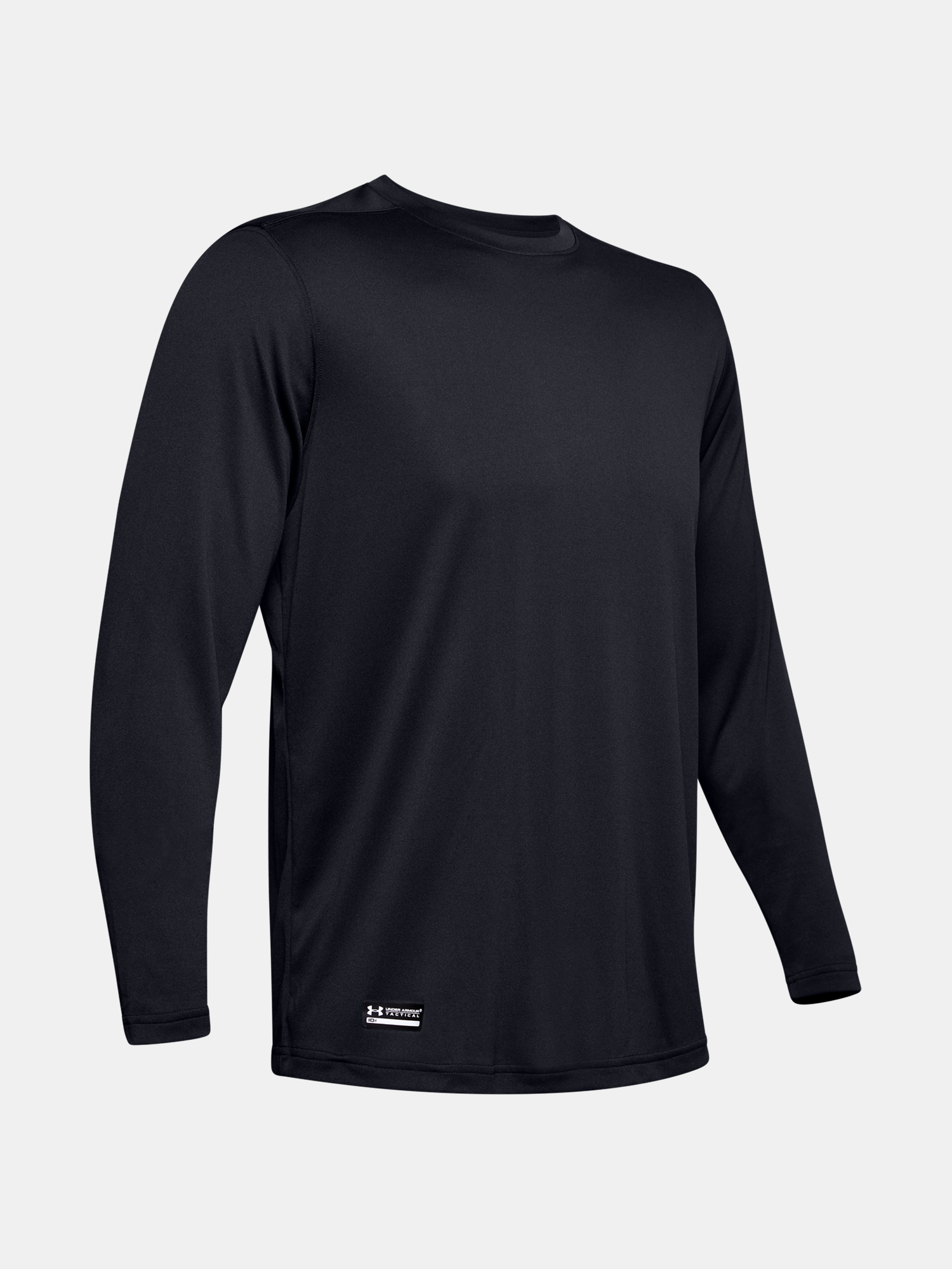 Tričko Under Armour UA TAC Tech LS T-BLK (3)