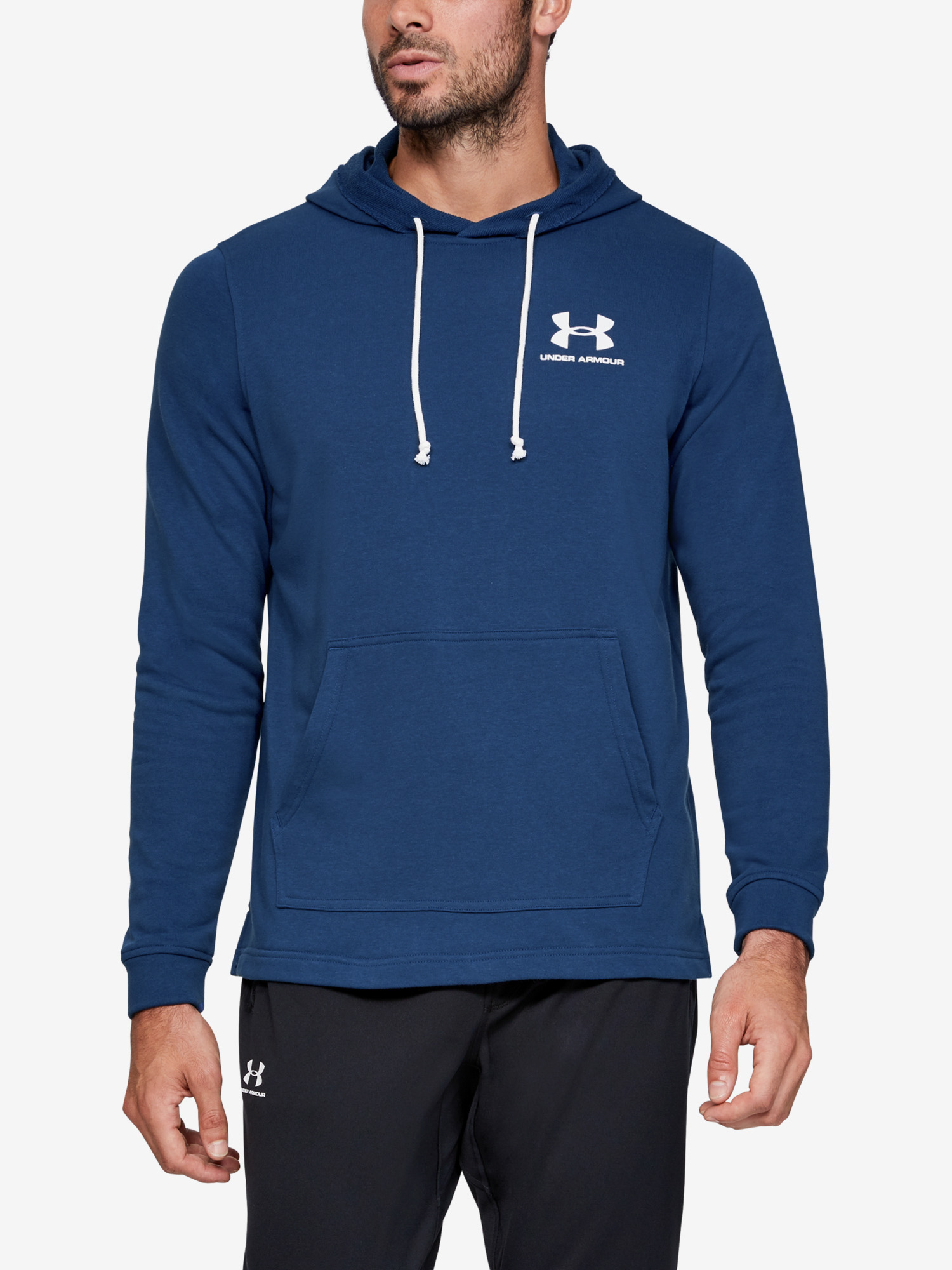 Mikina Under Armour Sportstyle Terry Hoodie (1)