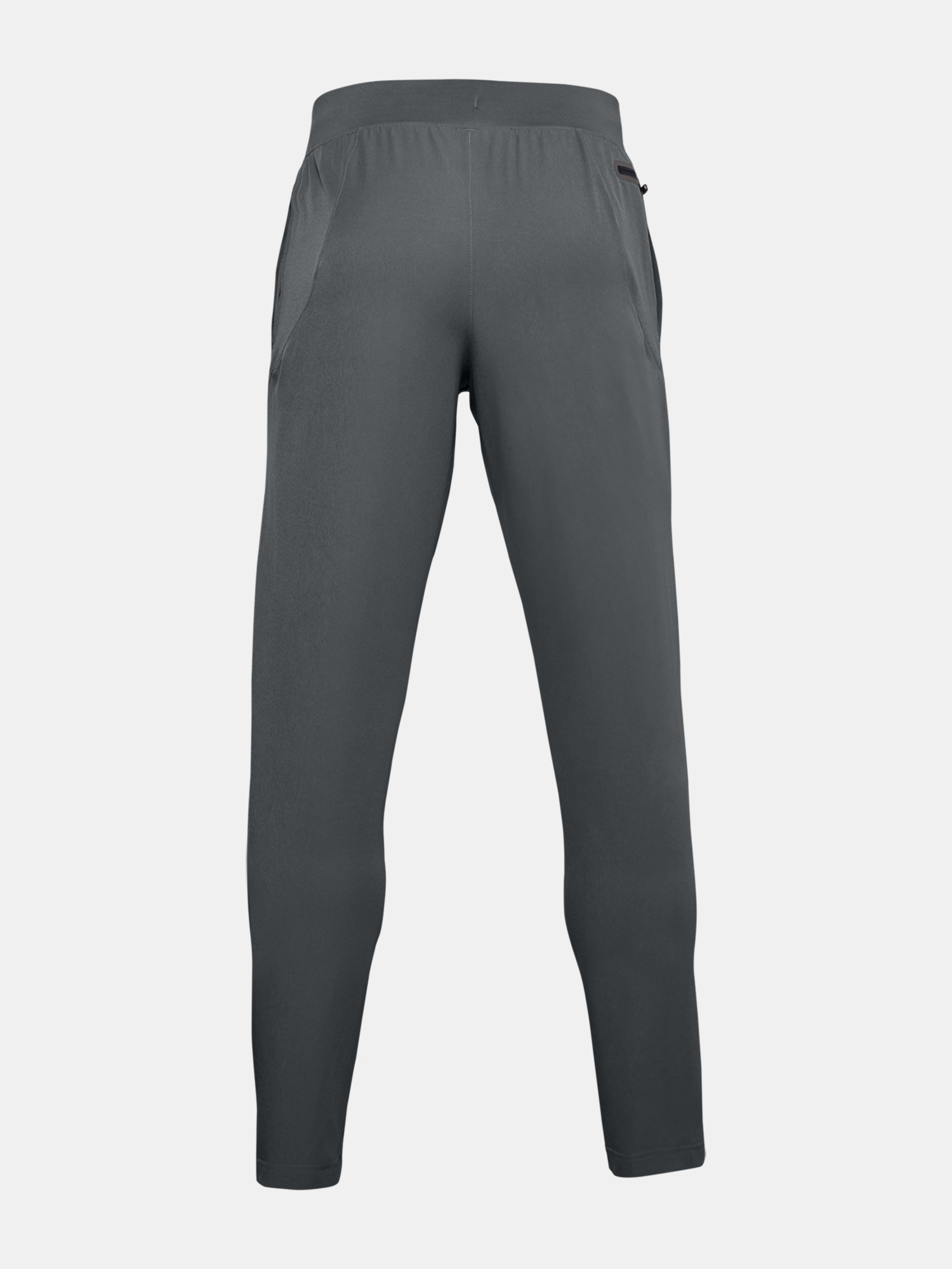 Tepláky Under Armour UA UNSTOPPABLE TAPERED PANTS-GRY (2)