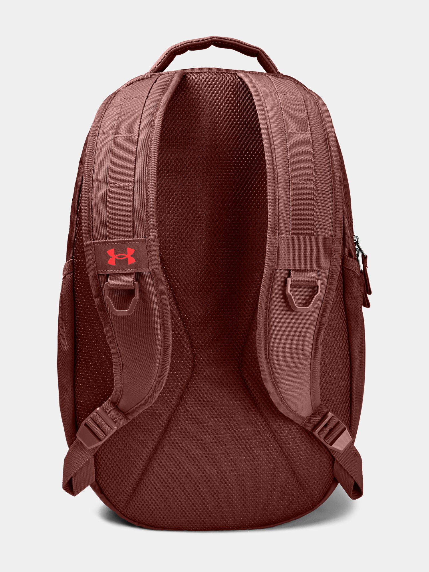 Batoh Under Armour UA Hustle 5.0 Backpack-RED (2)
