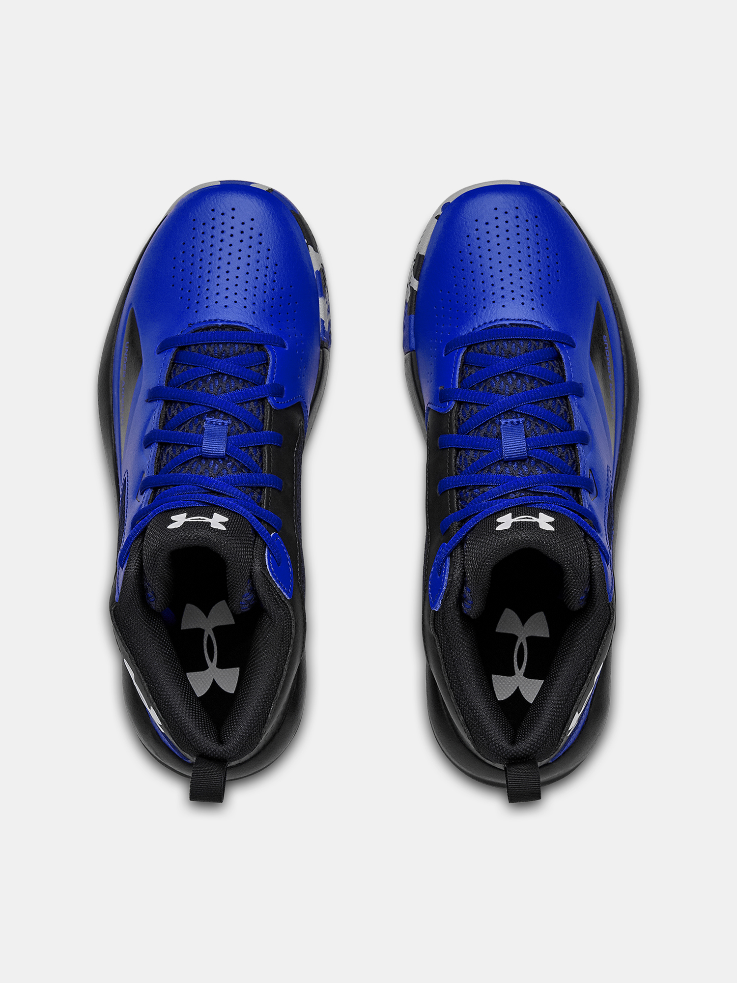 Topánky Under Armour Lockdown 5-BLU (5)