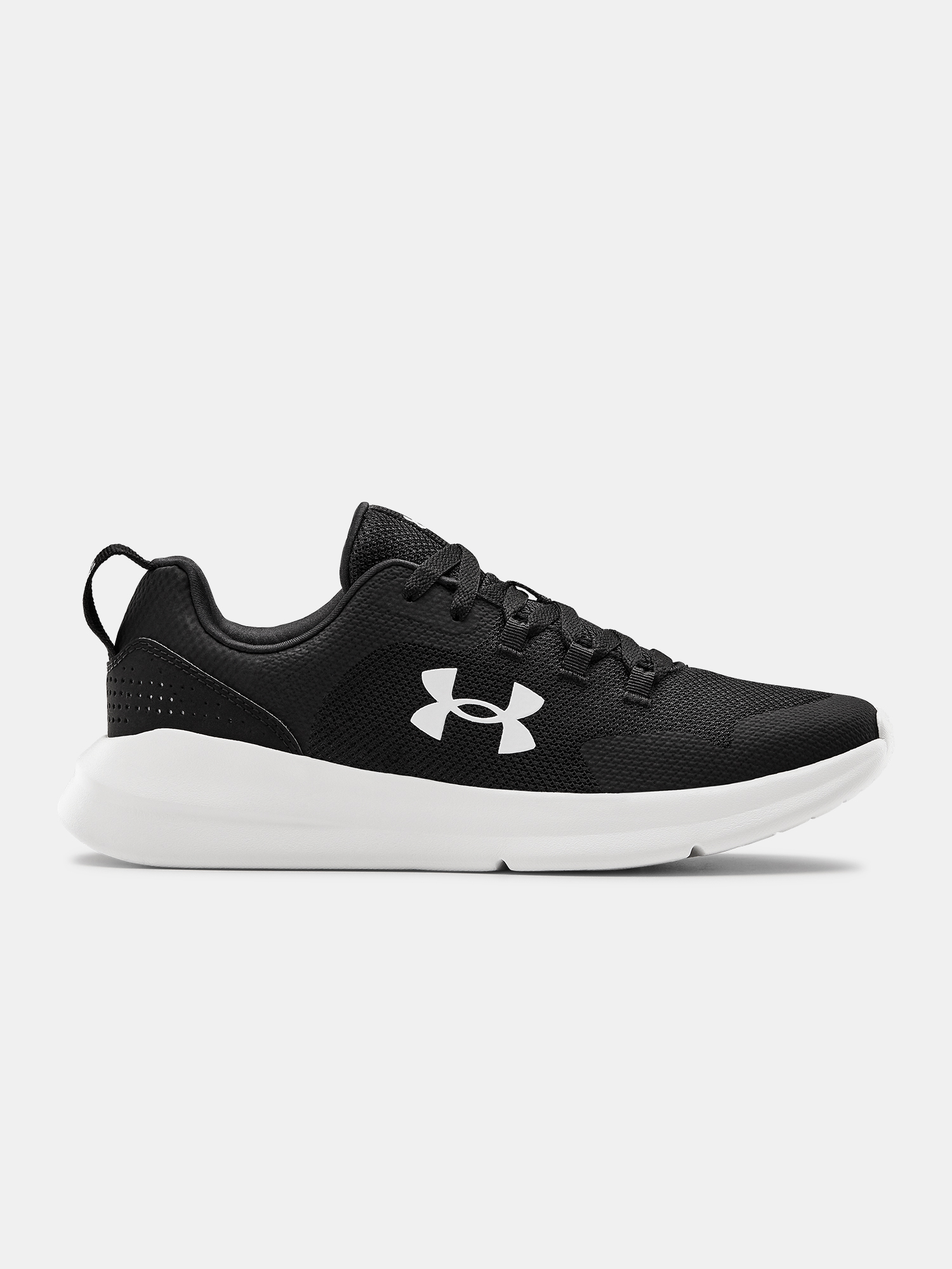 Topánky Under Armour UA Essential-BLK (1)