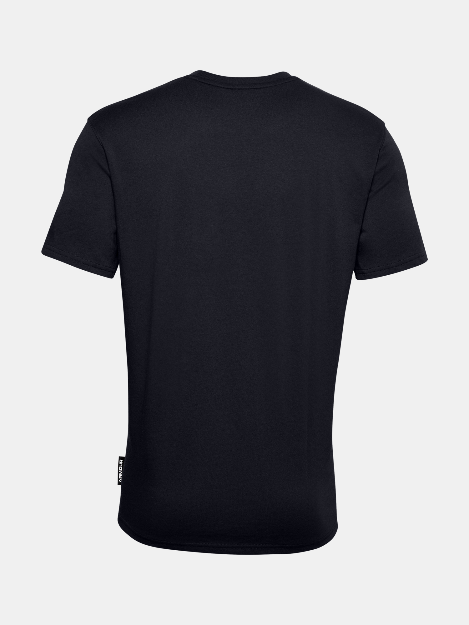 Tričko Under Armour CURRY EMBROIDERED TEE-BLK (4)