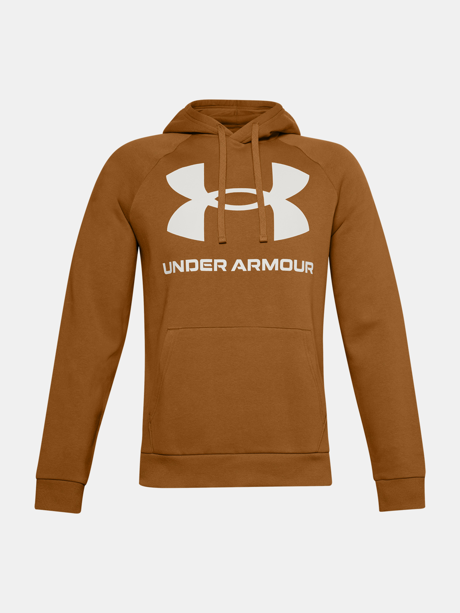 Mikina Under Armour Rival Fleece Big Logo HD-YLW (3)