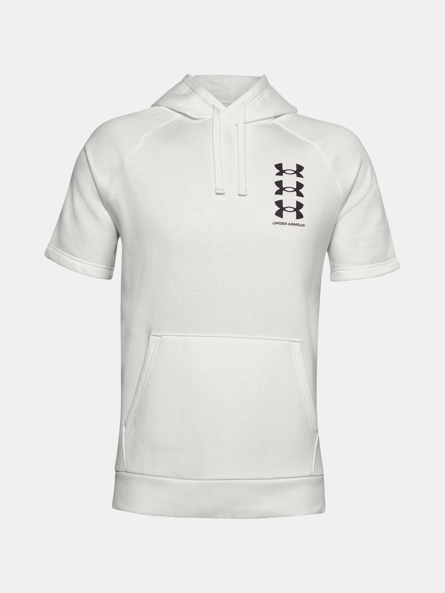 Mikina Under Armour UA Rival Flc Multilogo SS HD-WHT (1)