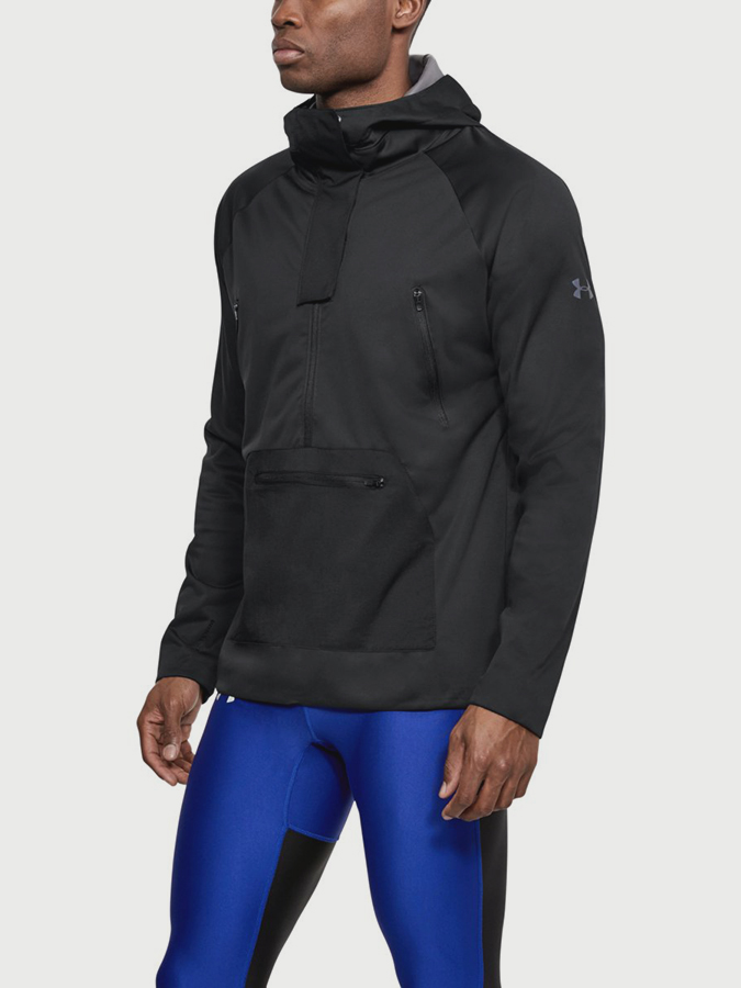 Bunda Under Armour STORM ANORAK-BLK (1)