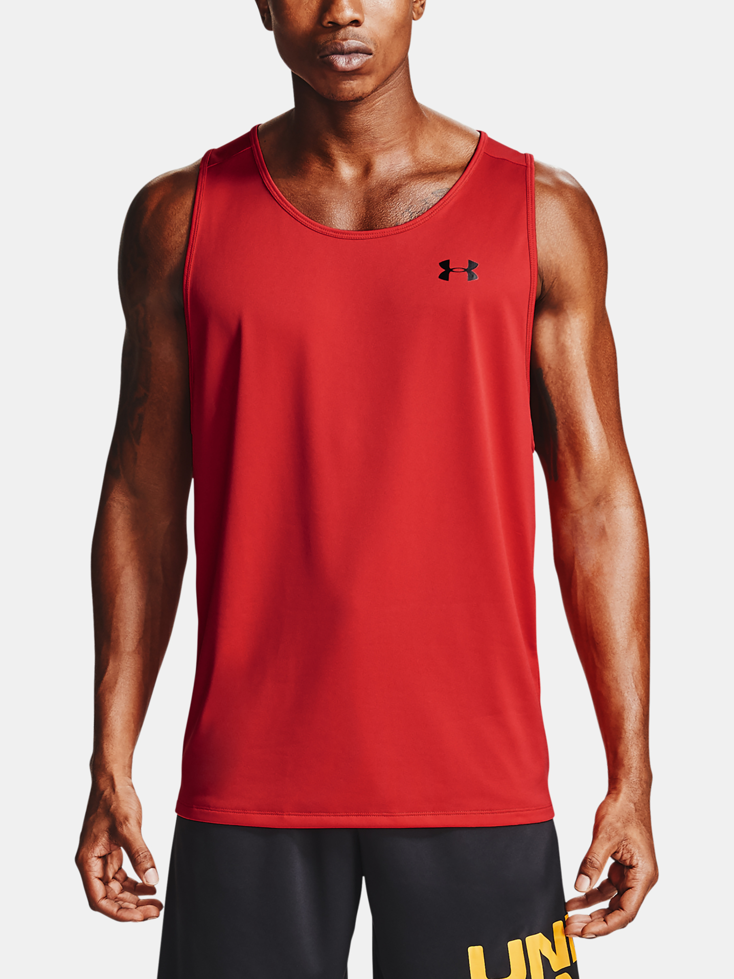 Tielko Under Armour Tech 2.0 Tank-RED (1)