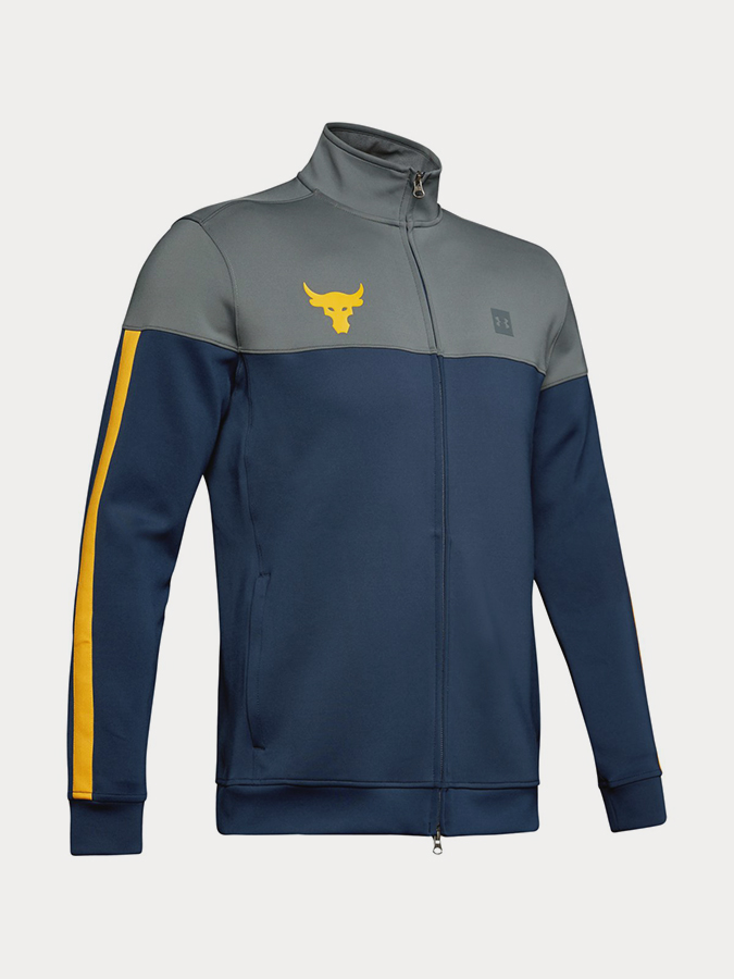Bunda Under Armour Project Rock Track Jacket (3)