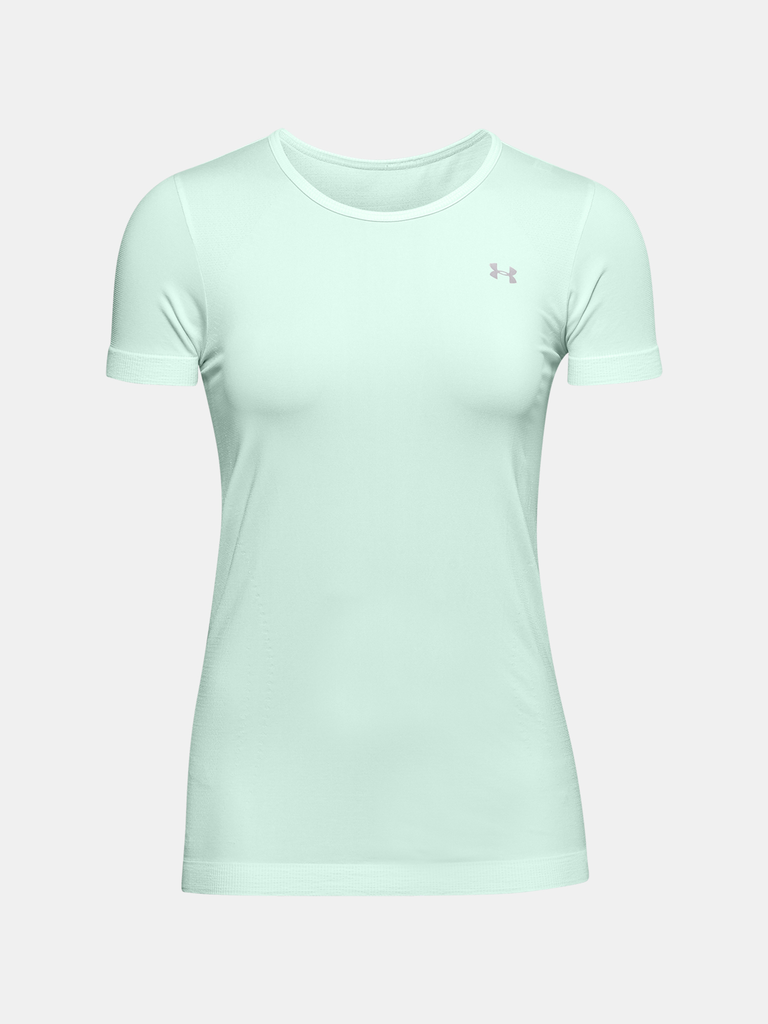 Tričko Under Armour UA Seamless SS-BLU (1)