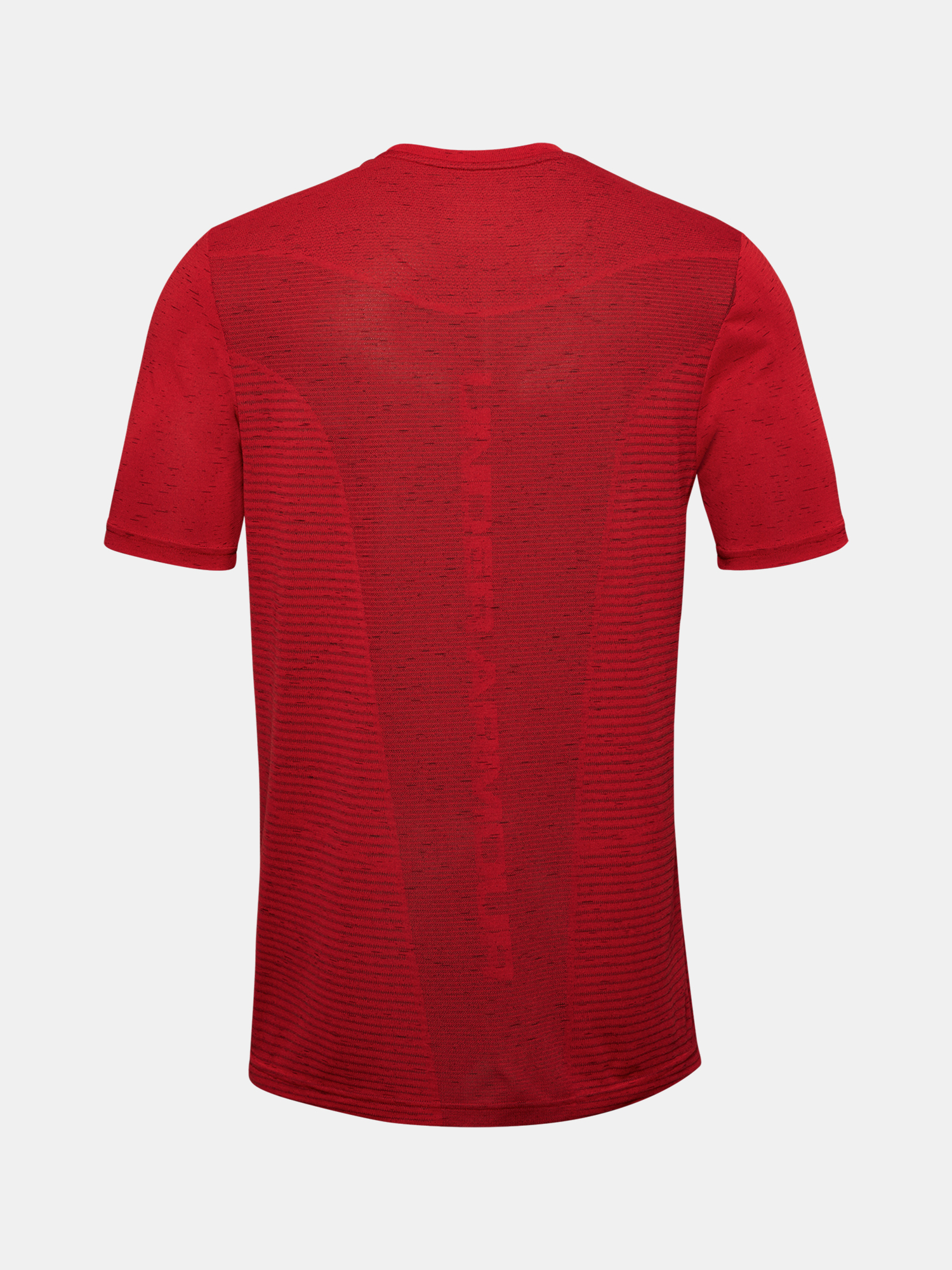 Tričko Under Armour Seamless Logo SS-RED (4)