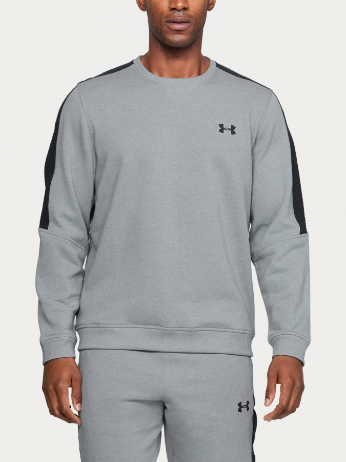 Mikina Under Armour Microthread Fleece Crew (1)