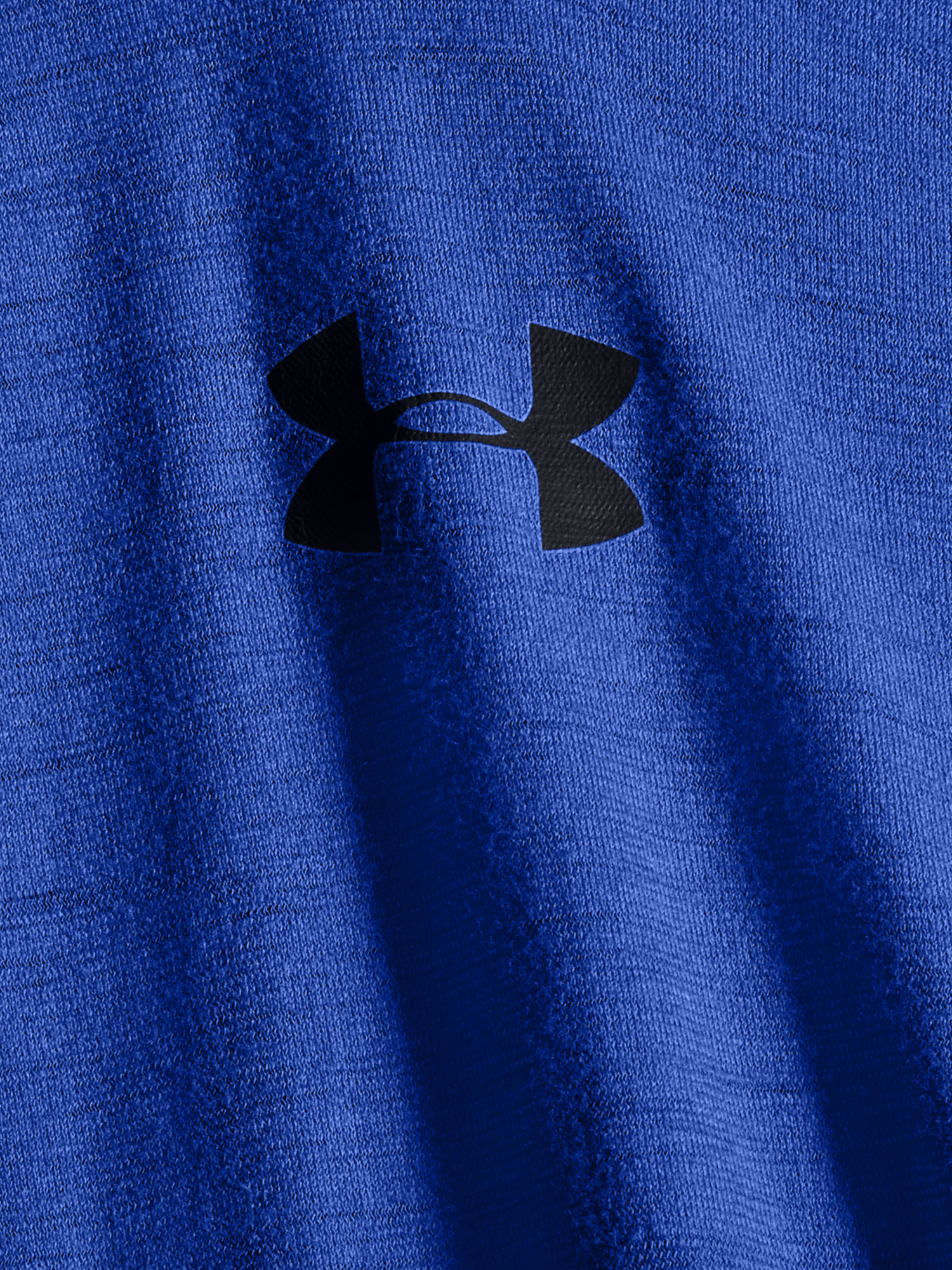 Tričko Under Armour Charged Cotton LS-BLU (5)