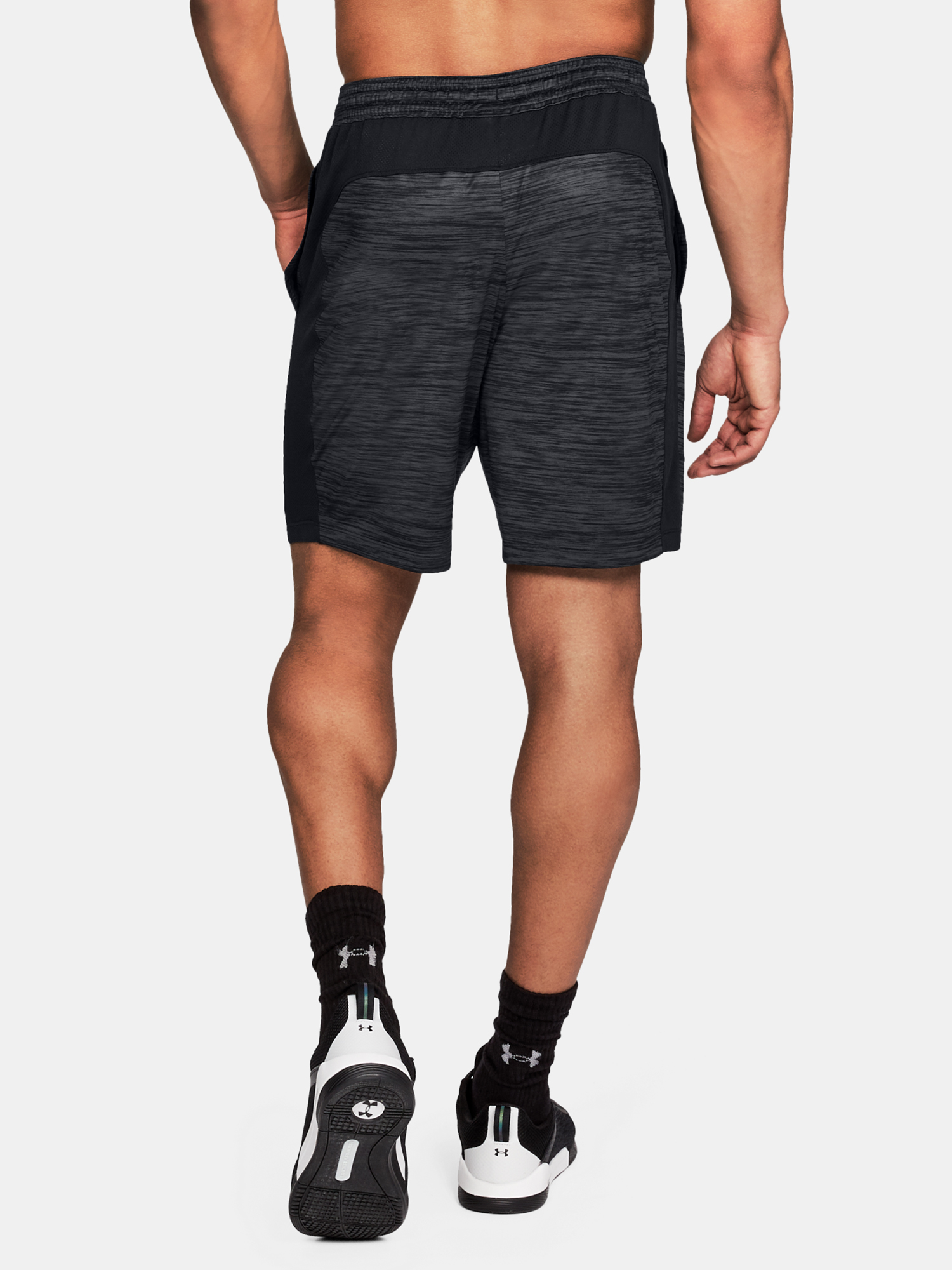 Kraťasy Under Armour UA MK-1 Twist Shorts-BLK (2)