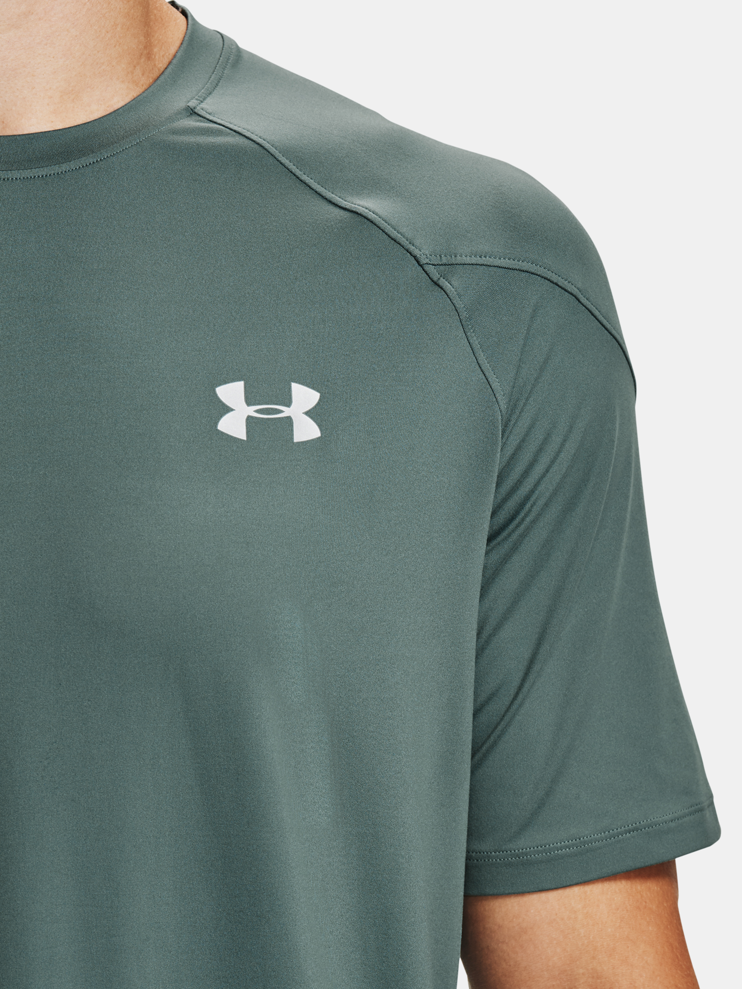 Tričko Under Armour UA Recover SS-BLU (5)