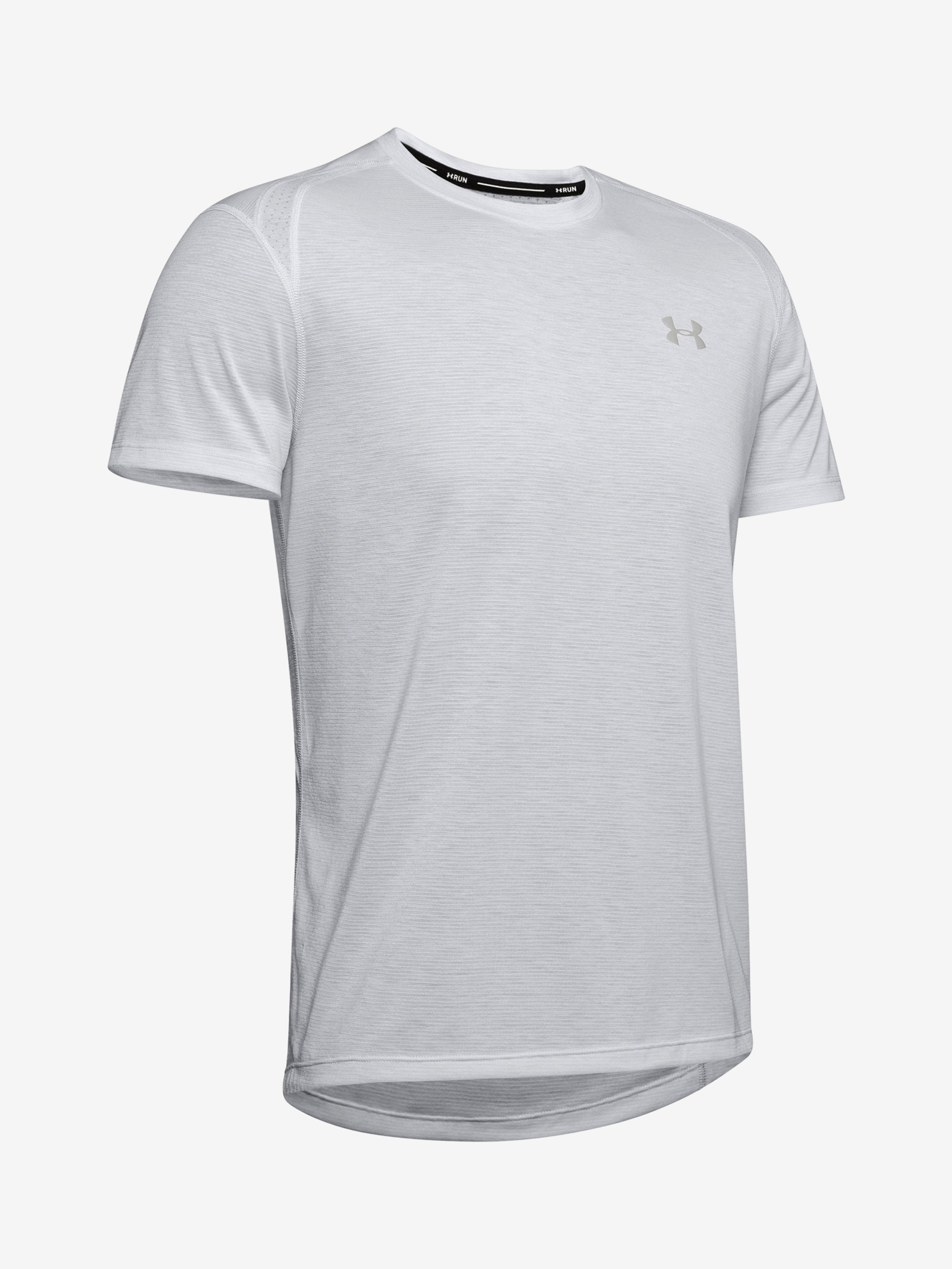 Tričko Under Armour Streaker 2.0 Shortsleeve-Gry (4)