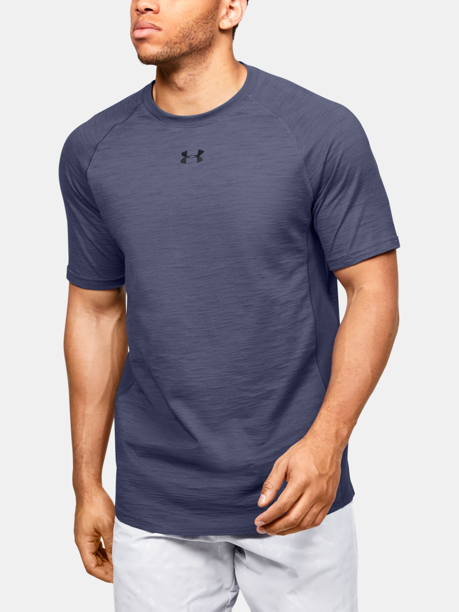 Tričko Under Armour Charged Cotton Ss (1)