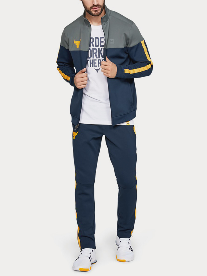 Bunda Under Armour Project Rock Track Jacket (5)