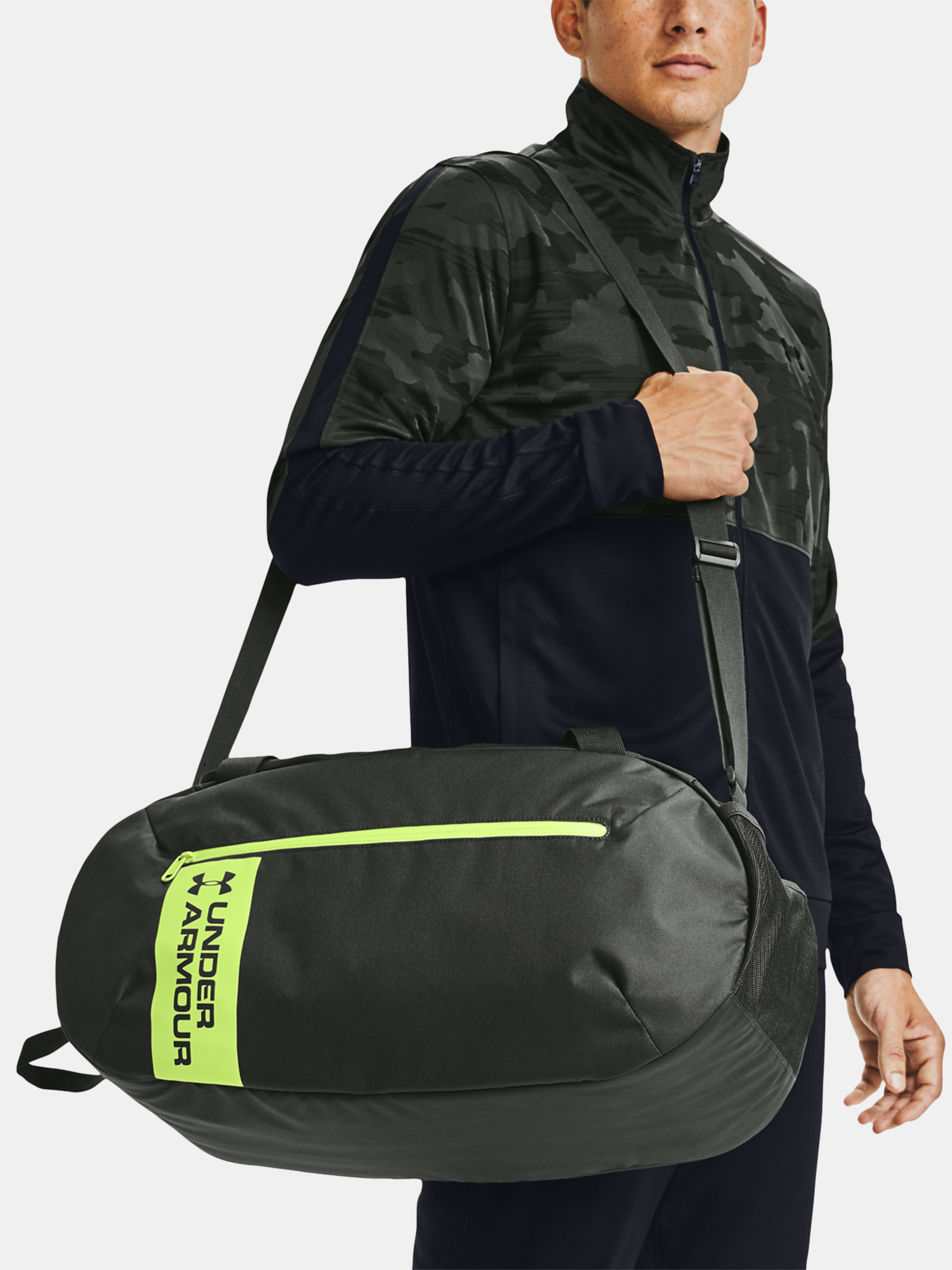 Taška Under Armour UA Roland Duffle MD-GRN (4)