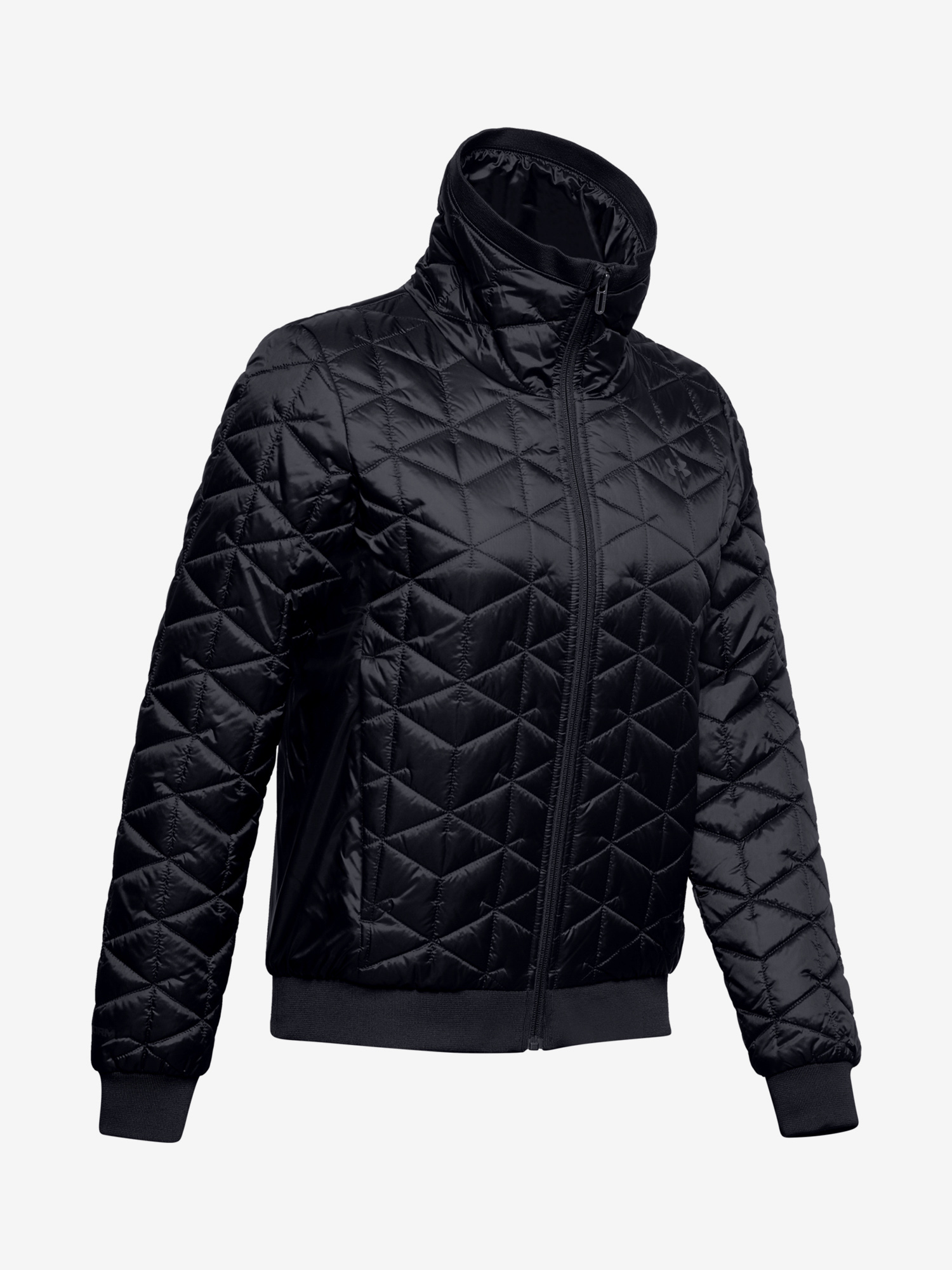 Bunda Under Armour Cg Reactor Performance Jacket-Blk (3)
