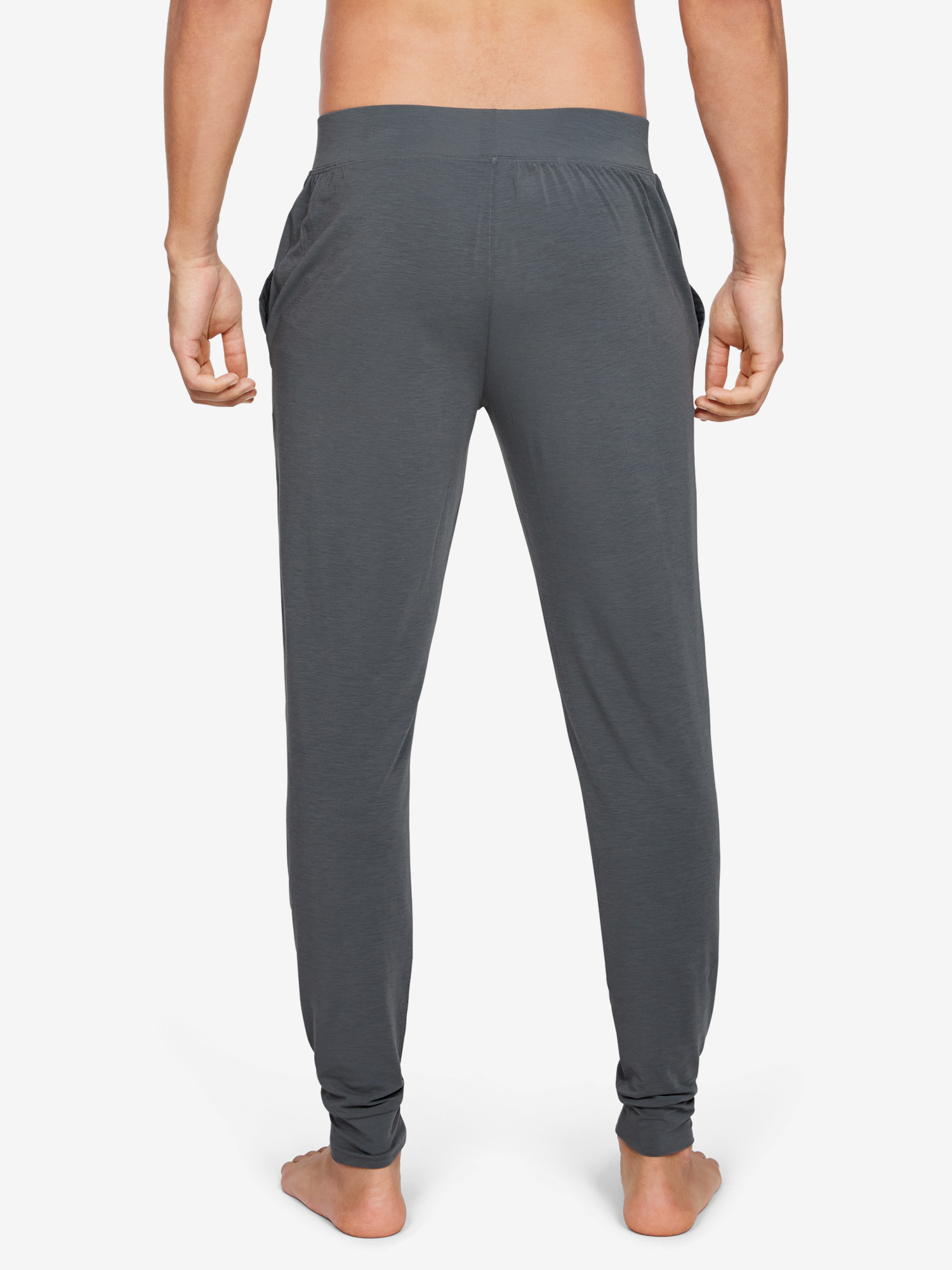 Tepláky Under Armour Recovery Sleepwear Jogger-Gry (2)