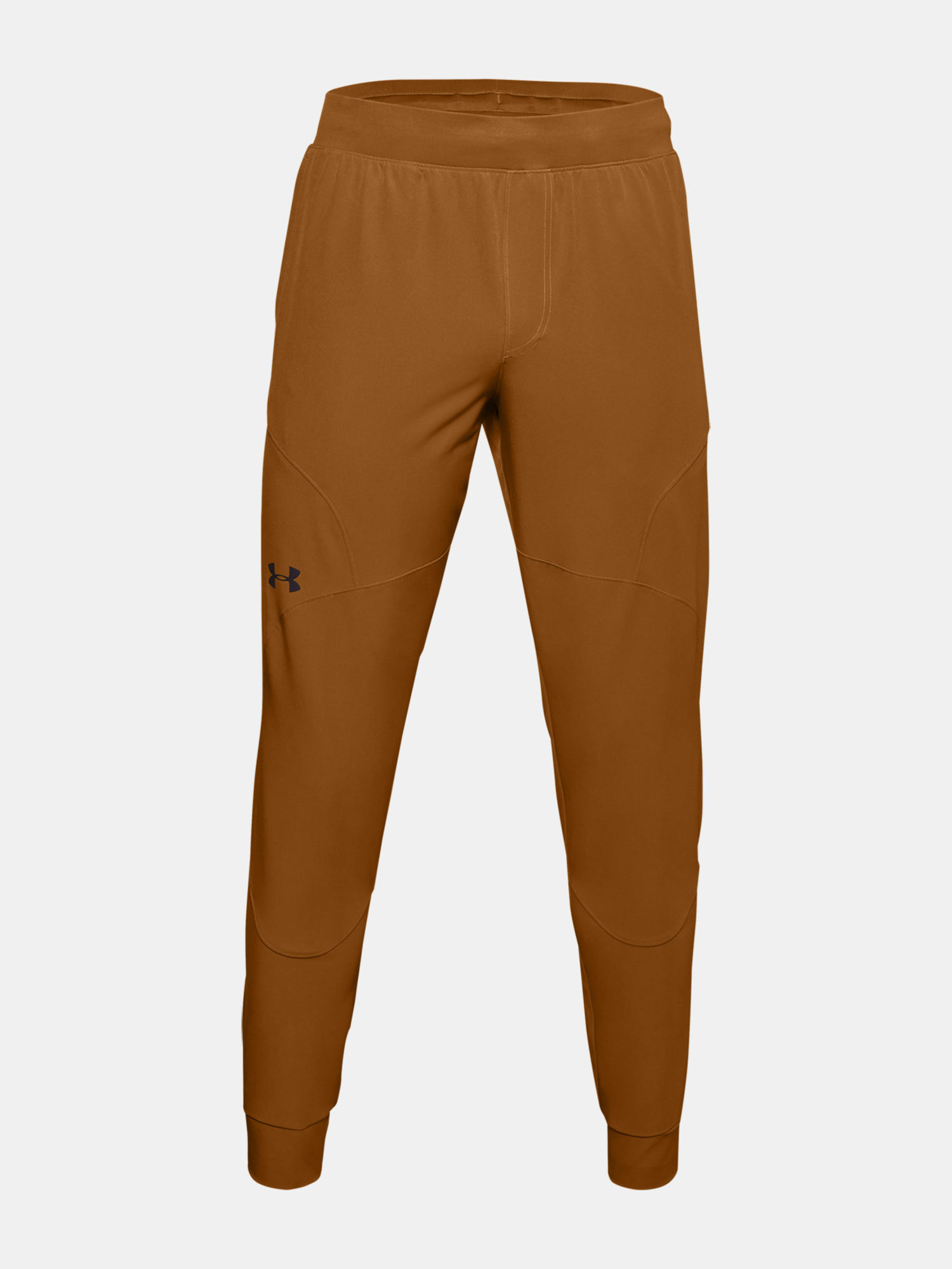 Tepláky Under Armour UA UNSTOPPABLE JOGGERS-YLW (1)