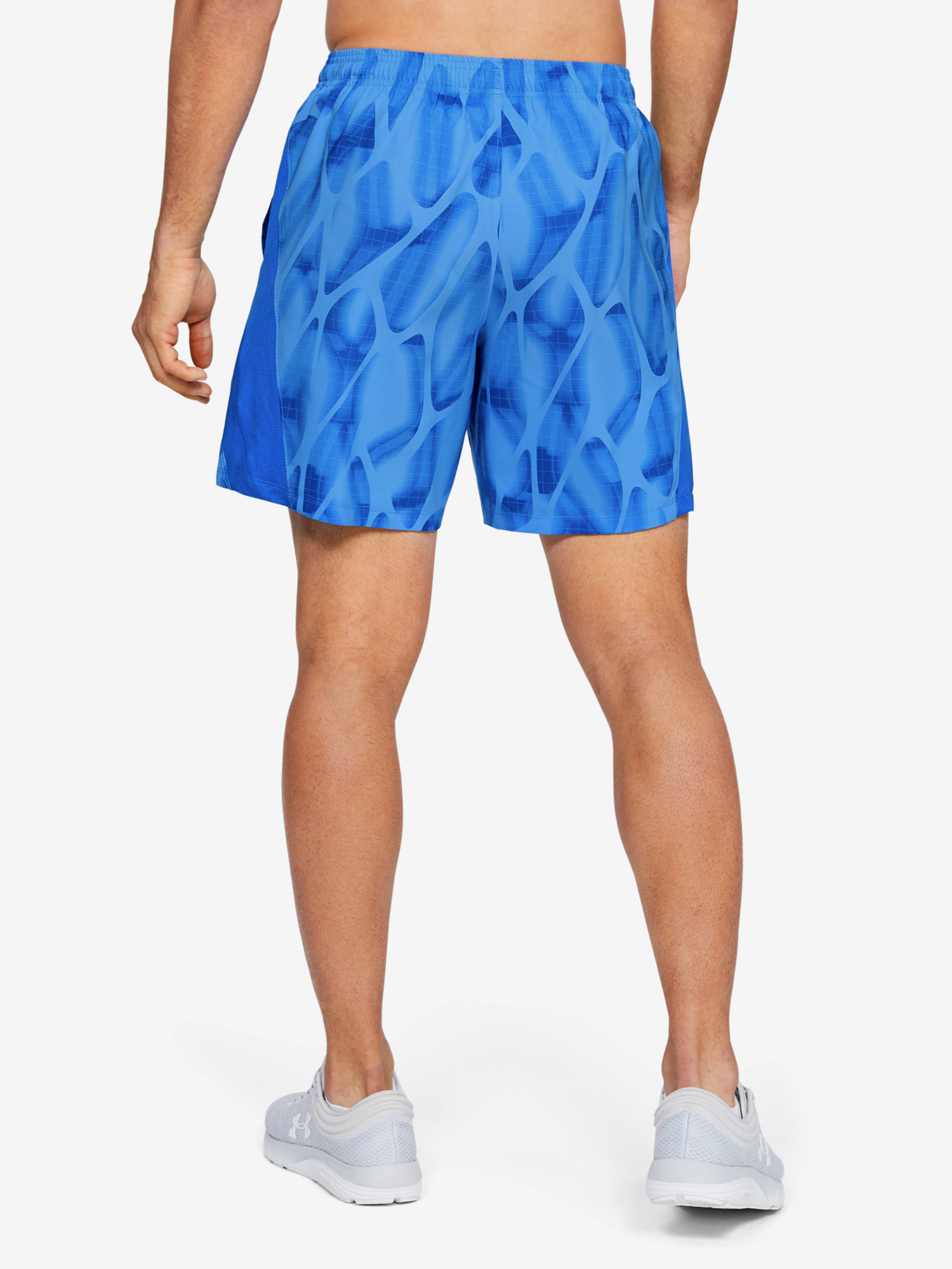 Kraťasy Under Armour Launch Sw 7'' Printed Short (2)