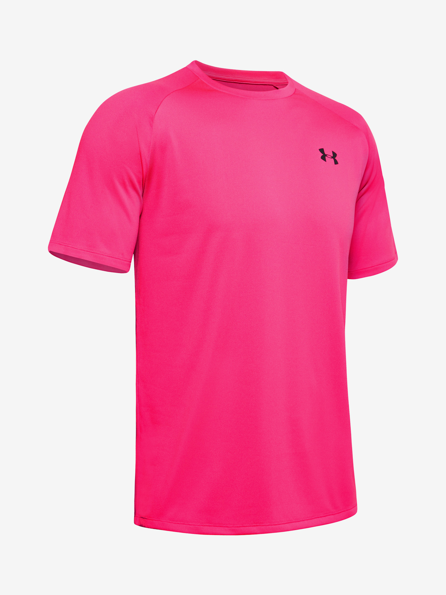 Tričko Under Armour Tech 2.0 SS Tee-PNK (4)