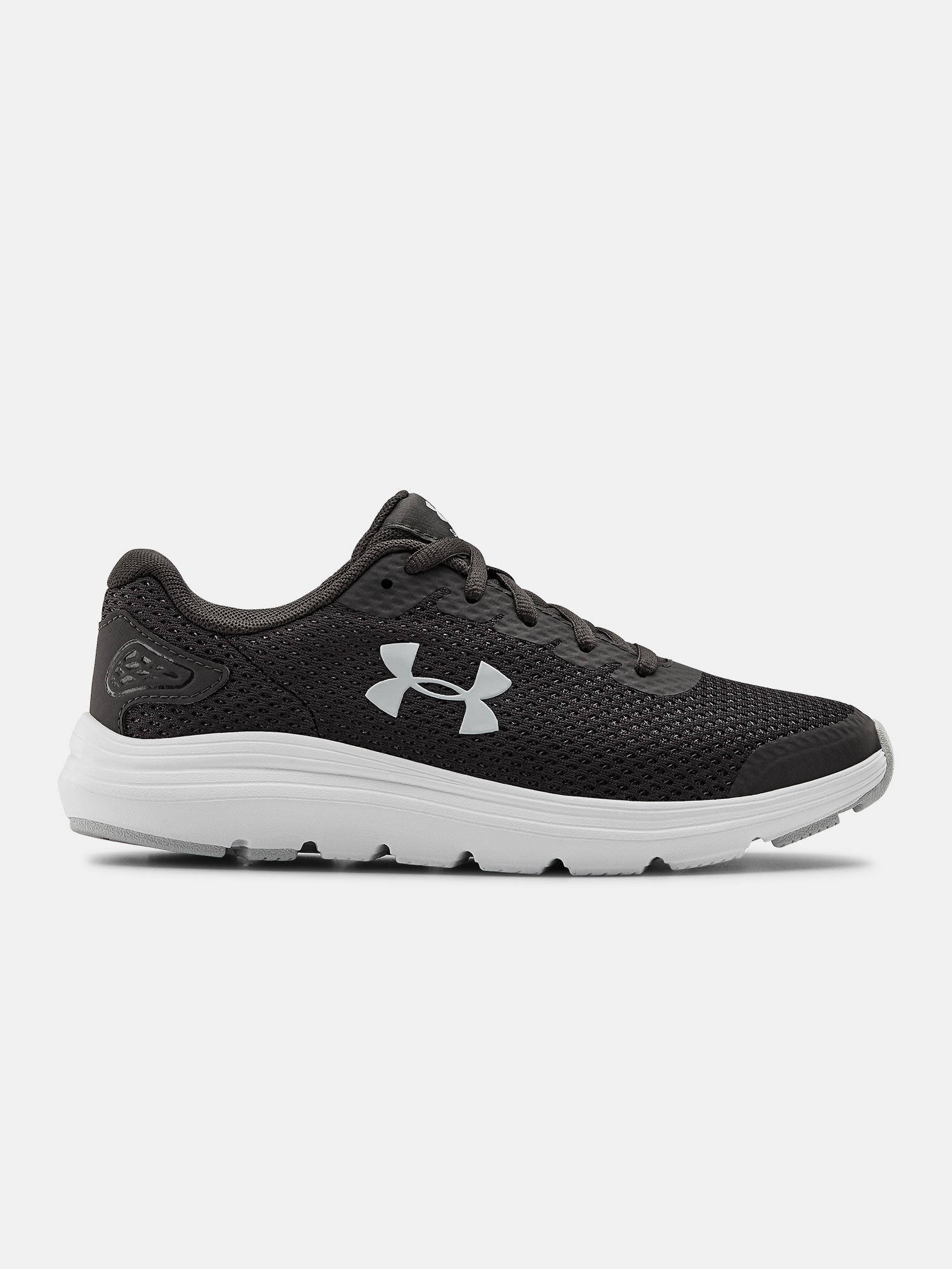 Topánky Under Armour  W Surge 2-GRY (1)