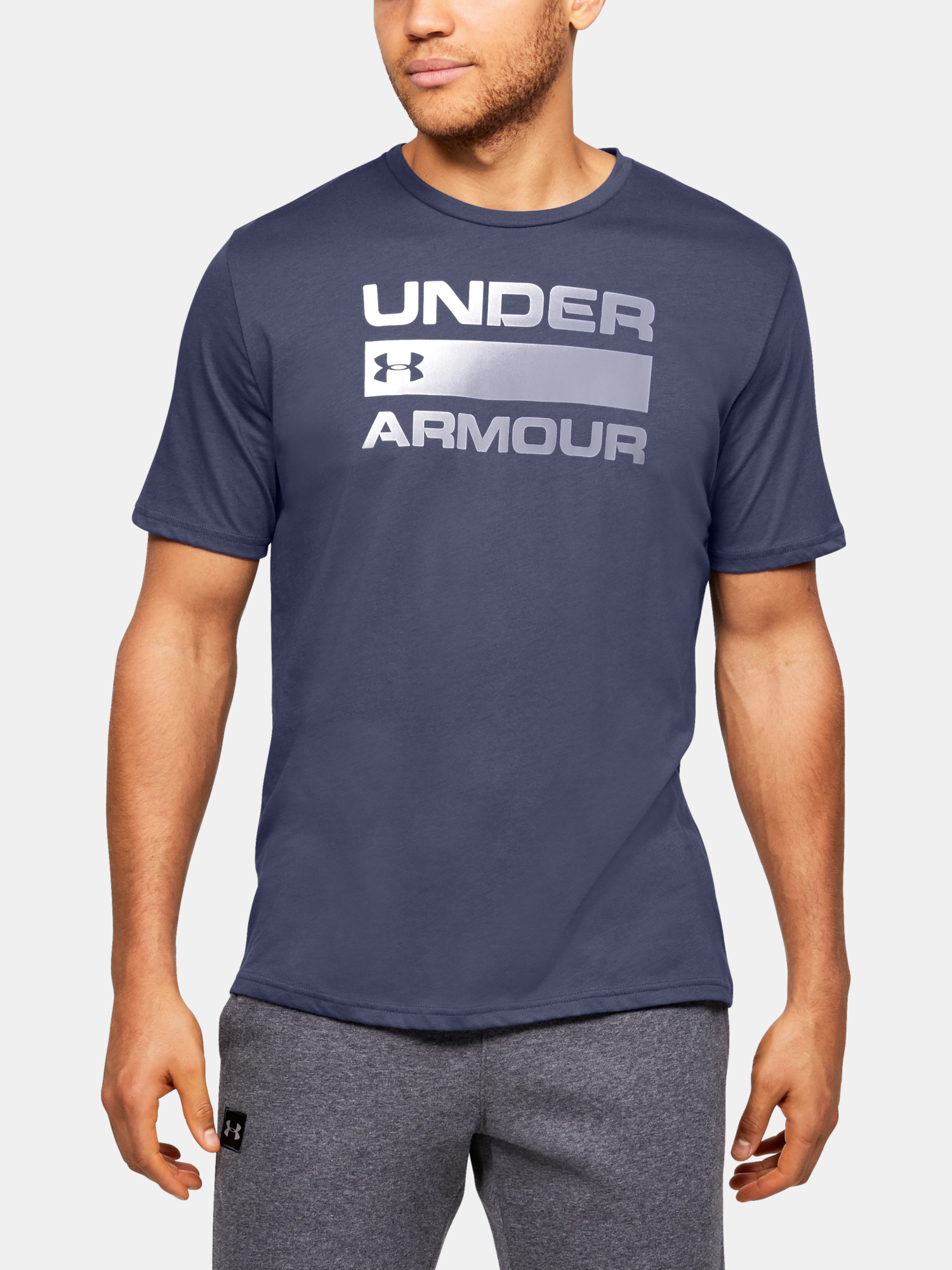 Tričko Under Armour Team Issue Wordmark Ss (1)
