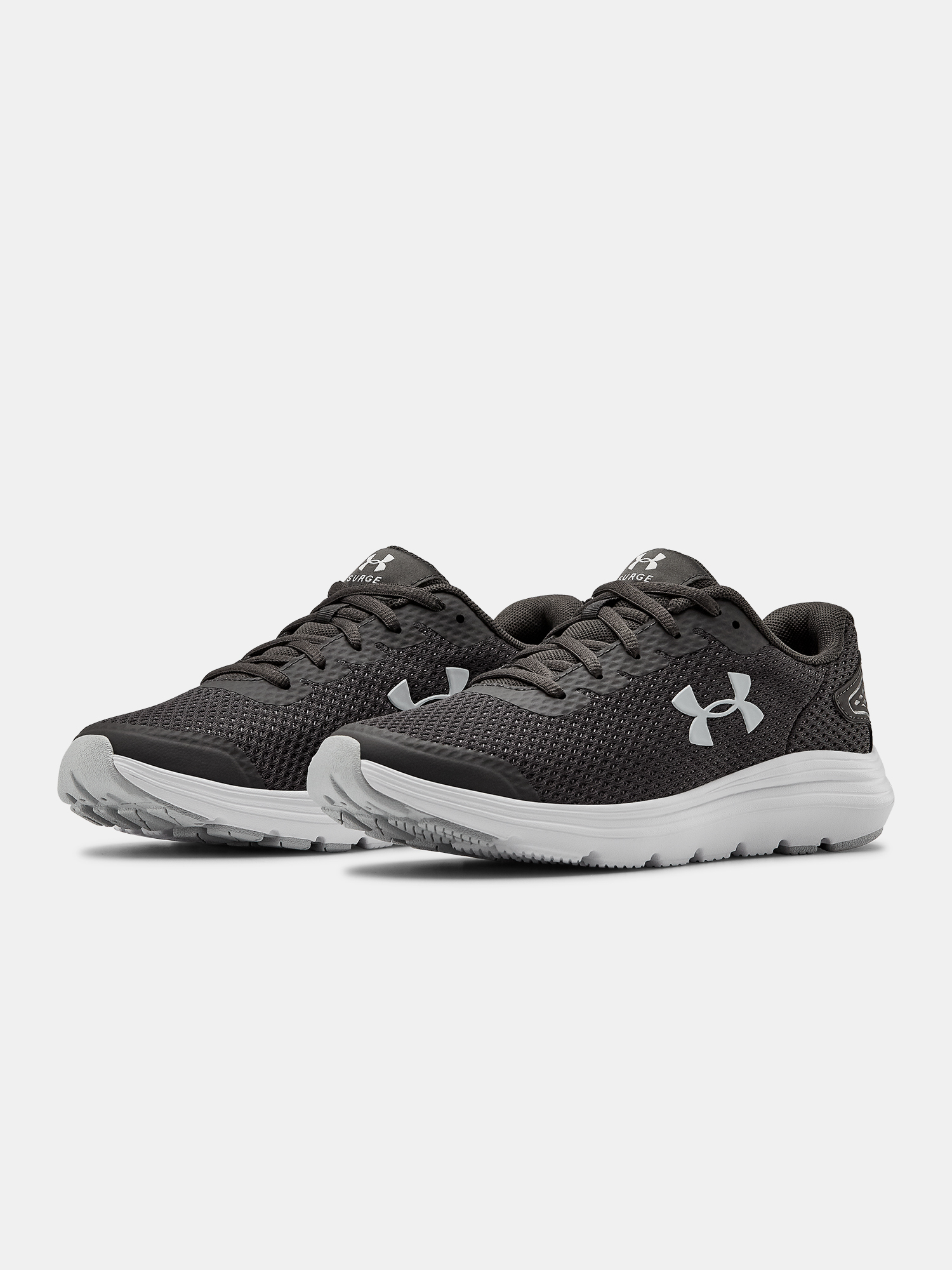 Topánky Under Armour  W Surge 2-GRY (3)