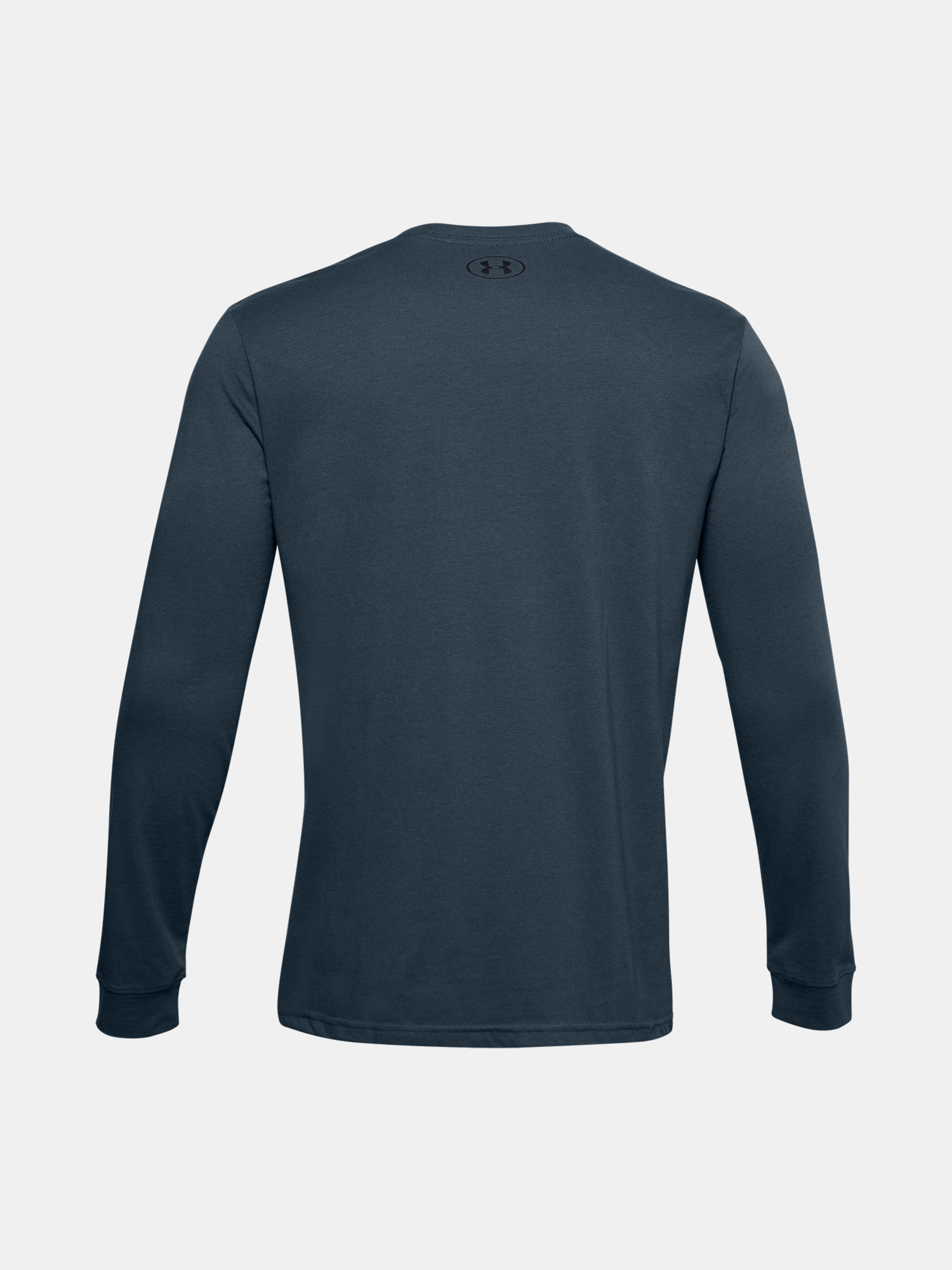 Tričko Under Armour SPORTSTYLE LEFT CHEST LS-BLU (4)