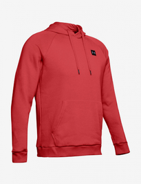 Mikina Under Armour Rival Fleece Po Hoodie-Red