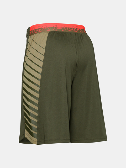 Kraťasy Under Armour MK1 Shorts-GRN