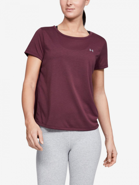Tričko Under Armour Whisperlight Ss -Ppl
