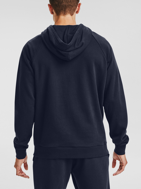 Mikina Under Armour Rival Fleece Big Logo HD-NVY