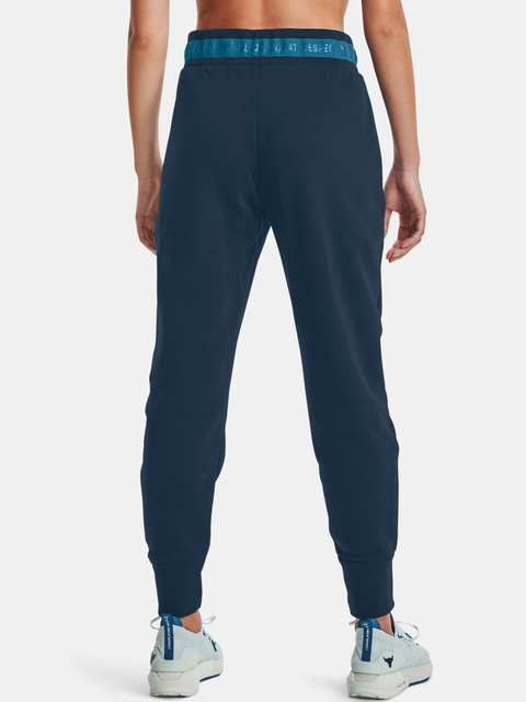 Nohavice Under Armour Prjct Rock CC Fleece Pant-NVY