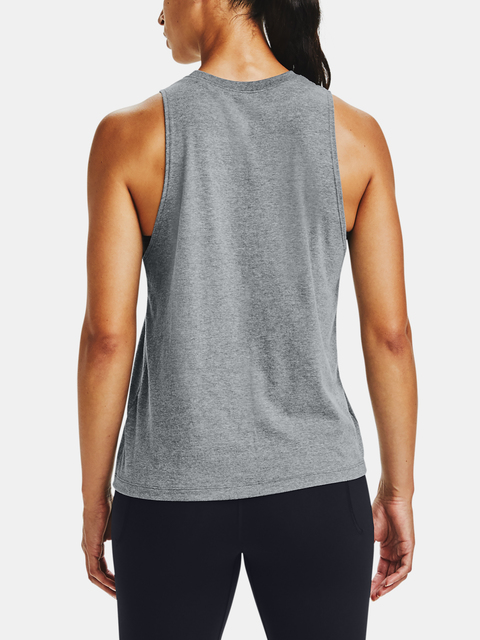 Tielko Under Armour Sportstyle Graphic Tank-GRY