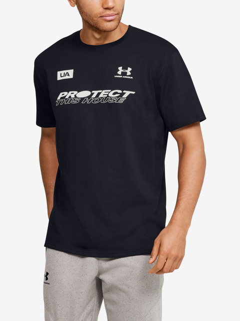 Tričko Under Armour Pth Back Ss
