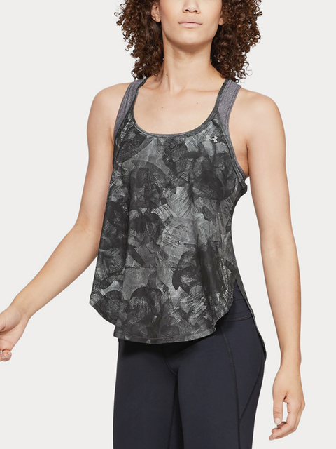 Tielko Under Armour Sport Tank - Flo Ink Print